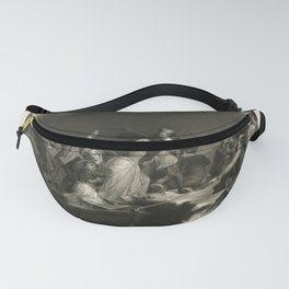 Landing of the Pilgrims on Plymouth Rock Fanny Pack