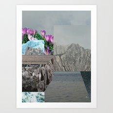 atmosphere 13 · 13 Art Print