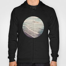 Ocean Waves Retro Hoody
