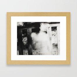 Continuities VI Framed Art Print