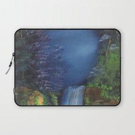 Magical waterfall Laptop Sleeve