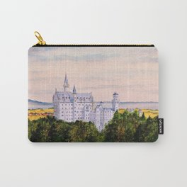 Neuschwanstein Castle Bavaria Germany Carry-All Pouch