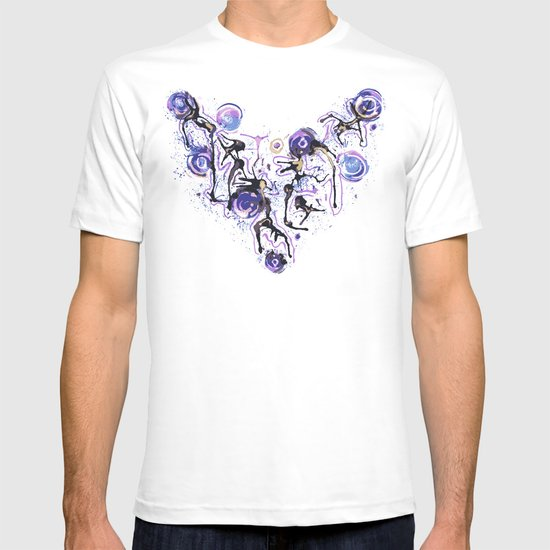 Watercolor Necklace T-shirt
