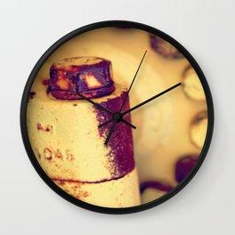Mechanical reflexion Wall Clock