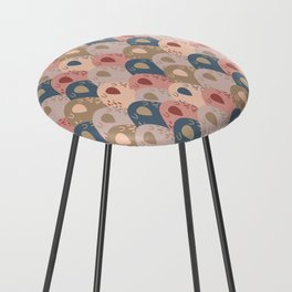 Ovopornis - beige Counter Stool