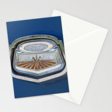 Vintage FORD Truck Badge Stationery Cards