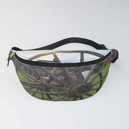 Wagon in the Field Fanny Pack