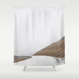 Roads Were Made For Journeys IIII Shower Curtain