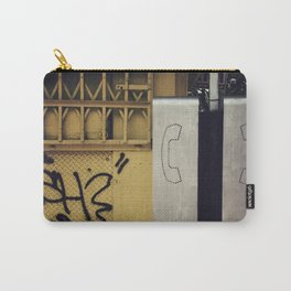 Pay Phone IV Carry-All Pouch