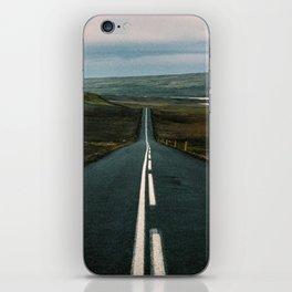 Iceland - Roadtrip (Leica M3 & Kodak film) iPhone Skin