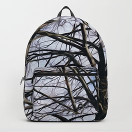 Stained Glass Tree Backpack