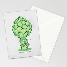 Artichoke Stationery Cards