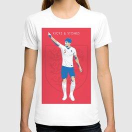John Stones - Kicks & Stones T-shirt