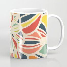 Vintage flower close up Coffee Mug