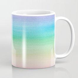 Pastel Unicorn Rainbow Watercolor Dream #1 #painting #decor #art #society6 Coffee Mug