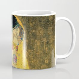 THE KISS - GUSTAV KLIMT Coffee Mug