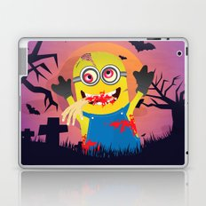 Mini Zombies Attack Laptop & iPad Skin