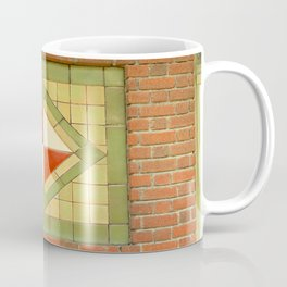 Ithaca's old train station Coffee Mug
