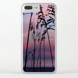 Gone Tonite Clear iPhone Case