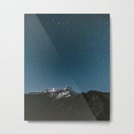 Annapurna Himalayas Metal Print