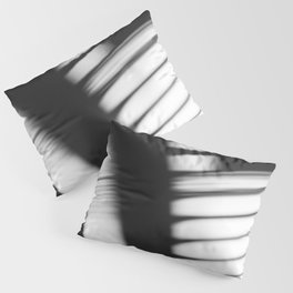 Light and Shadow Pillow Sham