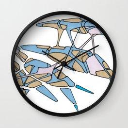 Hiva-03 Wall Clock
