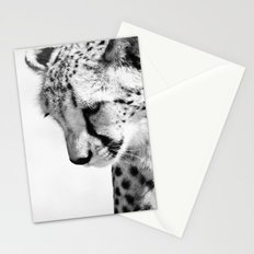 Cheetah VII Stationery Cards