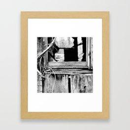 Old House 001 Framed Art Print