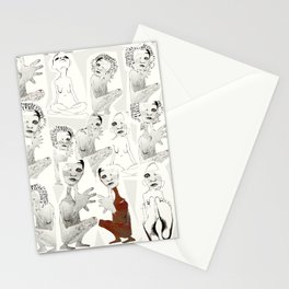 tous et chacun Stationery Cards