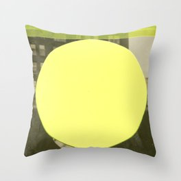 What's Left 002 Throw Pillow
