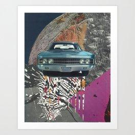 gemini season 1 Art Print