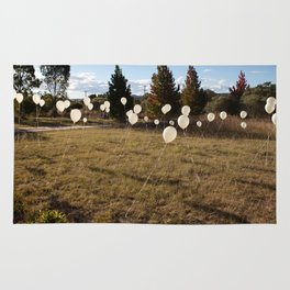 Archimedes' Field Reloaded no.1 Rug