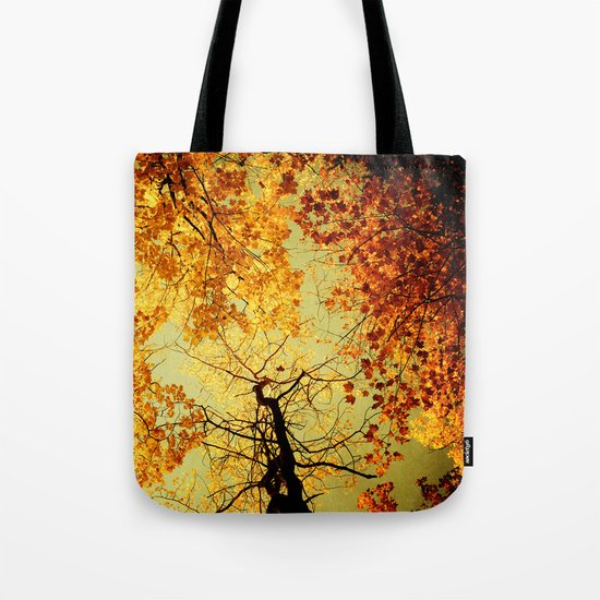 We Are Starlight, We Are Golden Tote Bag