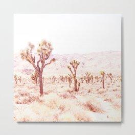 Southwest Cactus Metal Print