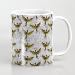 Phoenix Pattern Coffee Mug