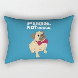 Pugs Rectangular Pillow