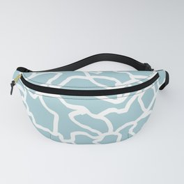abstract siluet Fanny Pack