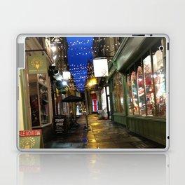 Street In Bath Laptop & iPad Skin