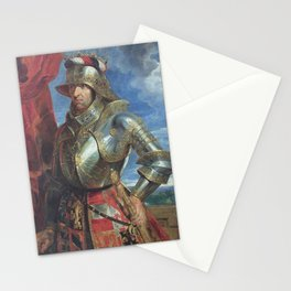 Peter Paul Rubens - Kaiser Maximilian I (1459-1519) Stationery Cards