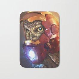 Iron Owl Bath Mat