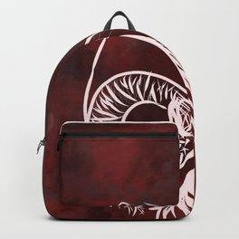 fire fleye Backpack
