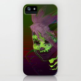 Cut the Lights iPhone Case