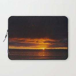 winter sunrise in abel tasman Laptop Sleeve