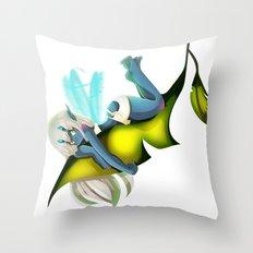 Mirtilo Throw Pillow