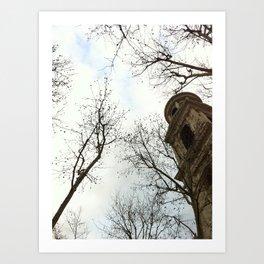 Saint-Sulpice (Paris) Art Print