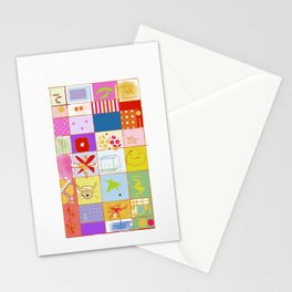 SUMMER QUILT Stationery Cards