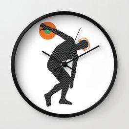 Vinylbolus Wall Clock
