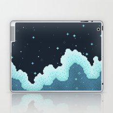 Snowfall Galaxy Laptop & iPad Skin