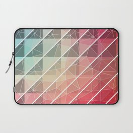 Abstract Geometric Design Laptop Sleeve