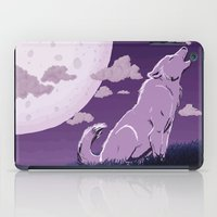 howl iPad Cases featuring Howl by Samantha Cannon